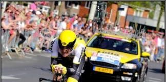 Steven Kruijswijk de LottoNL-Jumbo pour le classement général