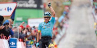Miguel Angel Lopez dans les favoris du Giro