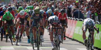 Peter Sagan premier leader du BinckBank Tour