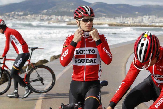 Adam Hansen (Lotto Soudal) prendra finalement bien part au Tour d'Espagne 2017, portant son record à 19 Grands Tours consécutifs. Il doit sa