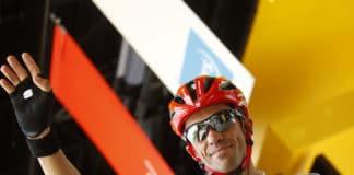 Alberto Contador souffre de maux d'estomac sur la Vuelta 2017