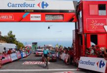 La Vuelta 2017 est toujours dominée par Chris Froome