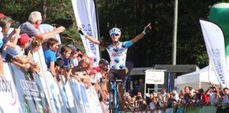Alexis Vuillermoz remporte la deuxième étape du Tour du Limousin 2017