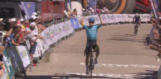 Miguel Angel Lopez gagne l'étape et Mikel Landa le Tour de Burgos