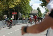 Anthony Maldonado chute sur le Tour de l'Ain 2017