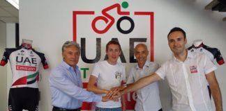 Dan Martin quitte Quick-Step Floors et rejoint UAE Team Emirates !