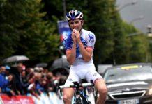 David Gaudu premier succès sur le Tour de l'Ain 2017