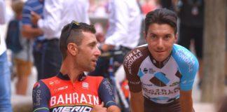 Domenico Pozzovivo quitte Ag2r-La Mondiale pour Bahrain-Merida