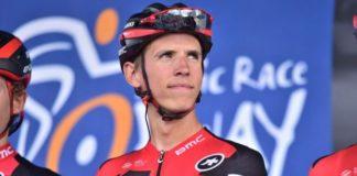 Dylan Teuns nouveau coureur de Bahrain Merida