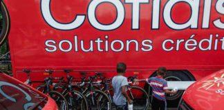 Cofidis Solutions Crédits en retrait cette année
