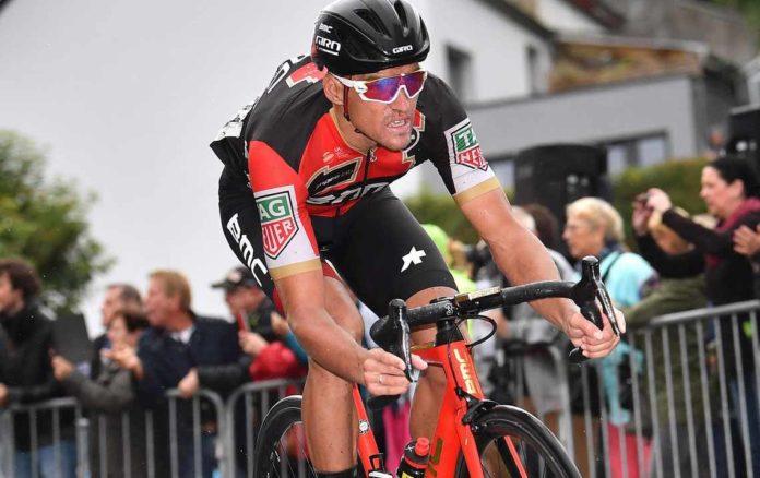 Greg Van Avermaet champion olympique sur route