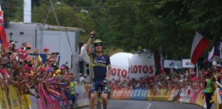 Jack Haig remporte une étape du Tour de Pologne