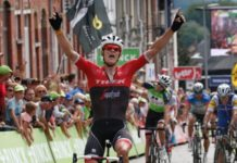 Tom Dumoulin remporte le Binck Bank Tour., Jasper Stuyven 3e.