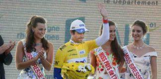 Johan Le Bon leader du Tour de l'Ain 2017