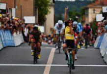 Juan José Lobato vainqueur sur les routes du Tour de l'Ain