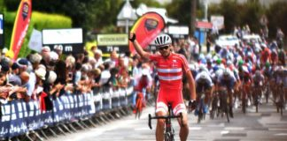 Première étape du Tour de l'Avenir 2017