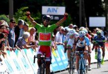 Nacer Bouhanni gagne sur les routes du Tour de l'Ain