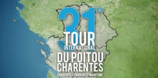 Le parcours du 31e Tour du Poitou-Charentes 2017