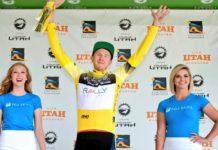Tour de l'Utah 2017 - Dernière de l'épreuve, la 7e étape a vu la victoire de Marco Canela (Nippo-Vini Fantini). Au général, c'est Rob Britton