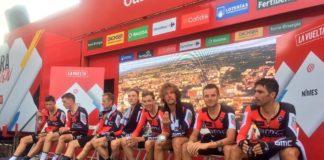 BMC Racing Team a remporté un des cinq Monuments