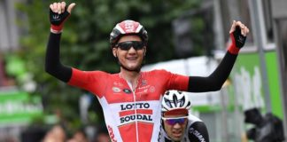 Tim Wellens fera le Giro