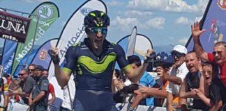 Tour de Burgos 2017 - La victoire étape a vu la victoire de Carlos Barbero (Movistar) devant le revenant français Julian Alaphilippe.