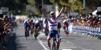 Lawless vainqueur de l'étape 4 du Tour de l'Avenir 2017