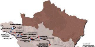 Présentation du Tour de l'Avenir 2017 (parcours, engagés, profil, dates, carte, programme TV, favoris...). Du départ de Bretagne (18 août) à