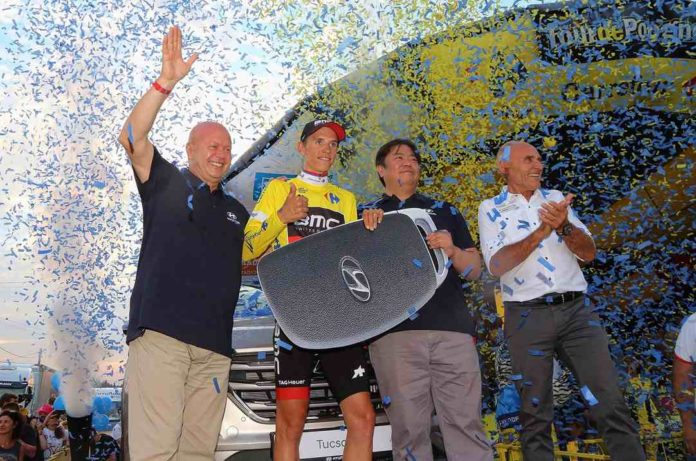 Victoire finale de Dylan Teuns sur le Tour de Pologne 2017