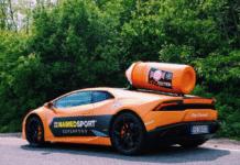 Le Tour d'Espagne 2017 et sa petite caravane publicitaire