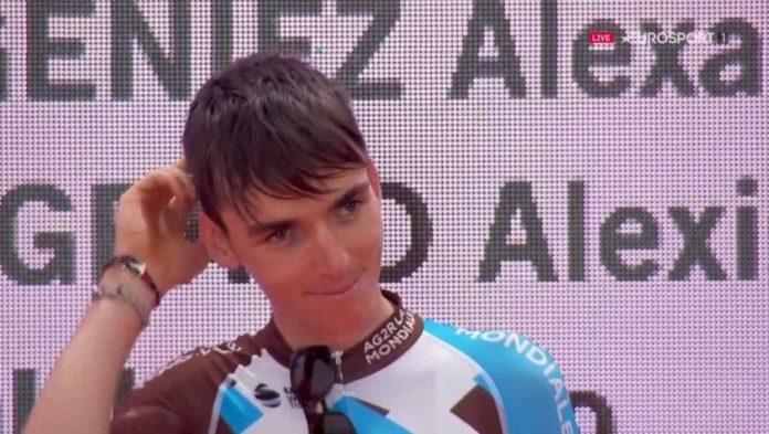 Romain Bardet leader sur Tirreno-Adriatico