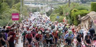 Vuelta 2018 liste engagés