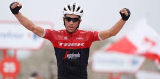 Alberto Contador pour les étapes courtes
