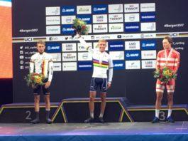 Benoit Cosnefroy champion du monde des espoirs
