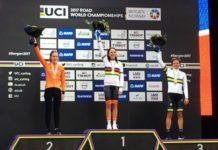 championnats du monde d'Innsbruck 2018 les engagées