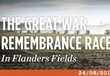 Great War Rememberance Race démarre en 2018