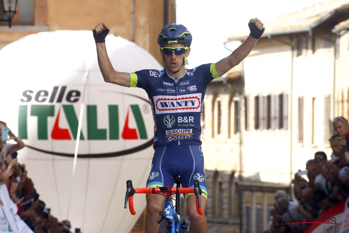 Tour de Toscane. Victoire finale de Guillaume Martin