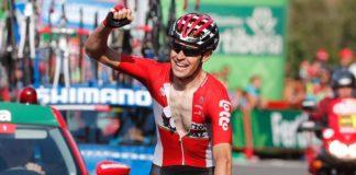 3e succès pour la Lotto Soudal dans cette Vuelta 2017