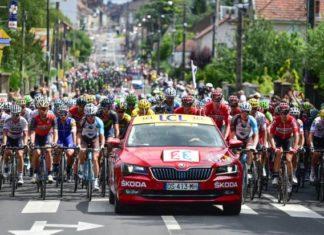 Le Tour de France 2018 démarre en Vendée