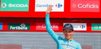 Miguel Angel Lopez priorité d'Astana pour le Giro