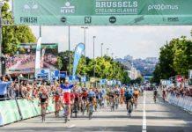 Brussels Cycling Classic 2017 remportée par Arnaud Démare