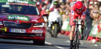Froome se rapproche du sacre à la Vuelta 2017