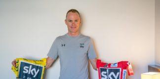 Le Tour d'Italie veut Chris Froome (Team Sky) sur son édition 2018