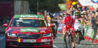 Tour d'Espagne 2018 commence par un chrono