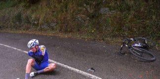 David de la Cruz quitte le Tour d'Espagne aux portes du Top 10