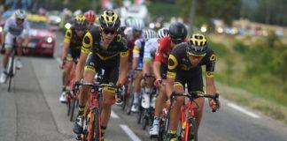 Direct Energie, une des équipes au Tour d'Andalousie