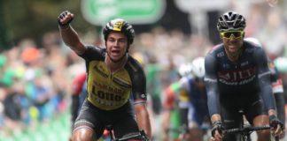 Dylan Groenewegen mailleure chance de la LottoNL-Jumbo