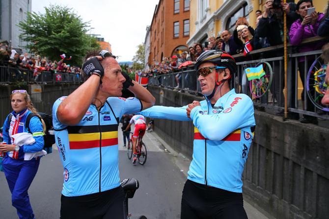 La Belgique en échec à Bergen : Greg Van Avermaet s'explique