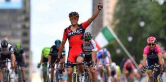 Greg Van Avermaet gagne le Vélo de Cristal