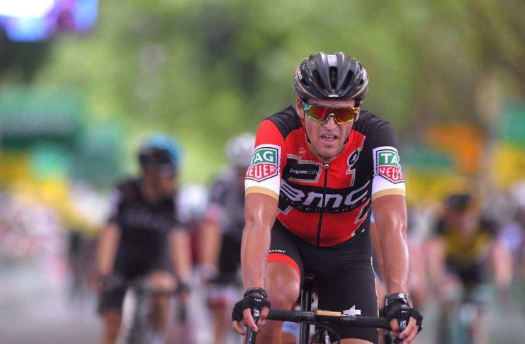 Greg Van Avermaet le leader de BMC sur les flandriennes